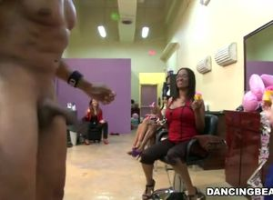 Dancingbear  oral job soiree