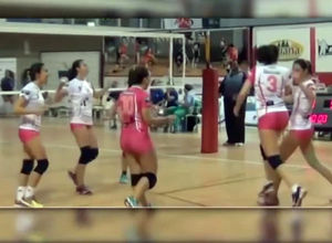sumptuous Argentinian volleyball..